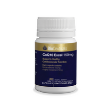 Load image into Gallery viewer, BioCeuticals CoQ10 Excel 150mg  30 soft capsules