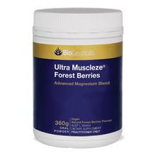 Load image into Gallery viewer, BioCeuticals Ultra Muscleze® Forest Berries 360g