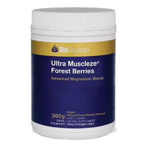 BioCeuticals Ultra Muscleze® Forest Berries 360g