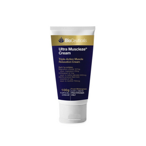 BioCeuticals Ultra Muscleze® Cream 100g