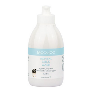 MooGoo Skincare Milk Wash 500ML
