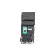 Load image into Gallery viewer, Aroma Ugg Australia Alpaca Scarf Chai
