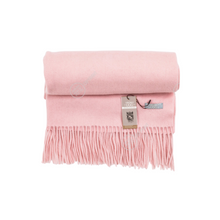 Load image into Gallery viewer, Aroma Ugg Australia Alpaca shawl Pink