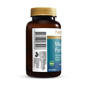 Herbs of Gold Magnesium Forte 60 Tablets