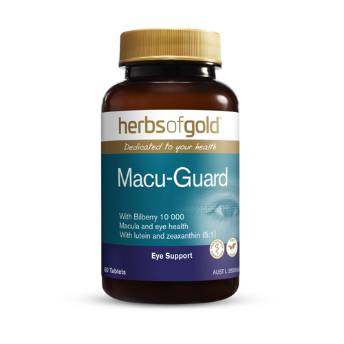 Herbs of Gold Macu-Guard 60 Tablets
