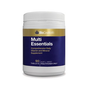 Bioceuticals Multi Essentials Tablets 90