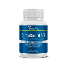 Load image into Gallery viewer, Medlab CurcuGuard 500  30 Capsules