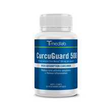 Load image into Gallery viewer, Medlab CurcuGuard 500  60 Capsules