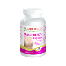 Load image into Gallery viewer, Cabot Health Breast Health 60 capsules