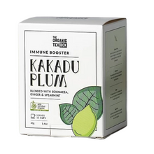 Load image into Gallery viewer, The Organic Tea Box Immune Booster Kakadu Plum 40g