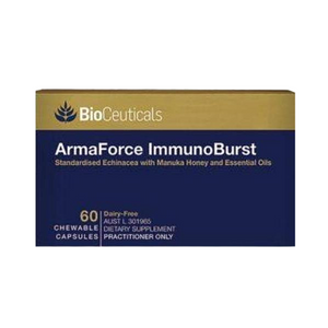 BioCeuticals ArmaForce ImmunoBurst 60 chewable capsules