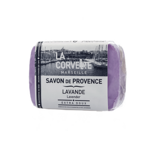 La Corvette Marseille Provence Soap with Lavender 100g