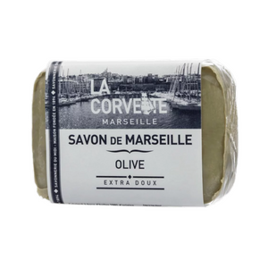 La Corvette Marseille Provence Soap  with Olive 100g