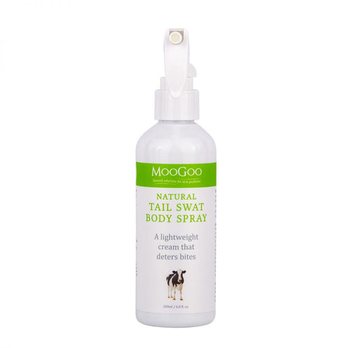 MooGoo Skincare Tail Swat Body Spray 200ml