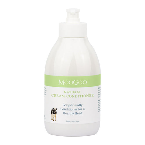 MooGoo Skincare Natural Cream Conditioner 500ml