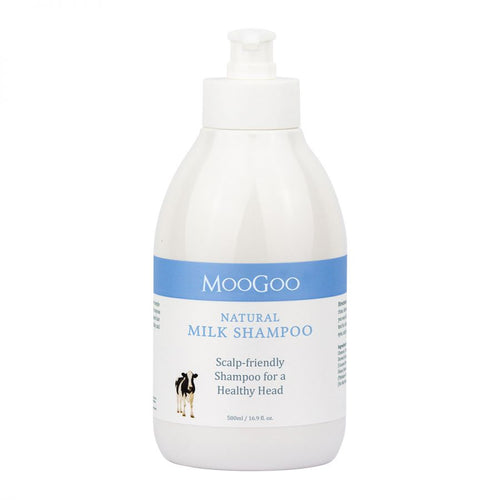 MooGoo Skincare  Natural Milk Shampoo 500ml