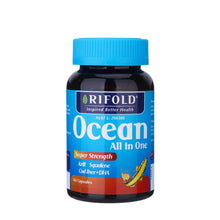 Load image into Gallery viewer, Rifold Ocean All in One 60 Capsules