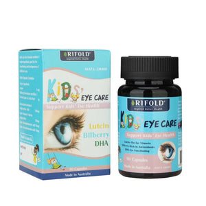 Rifold Kids Eye Care 100 Capsules