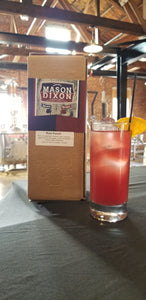 MDD Rum Punch Boxed Cocktail - Mason Dixon Distillery