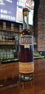 MDD Bourbon Batch #7 - Mason Dixon Distillery