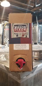 MDD Lavender Lemonade Box Cocktail - Mason Dixon Distillery