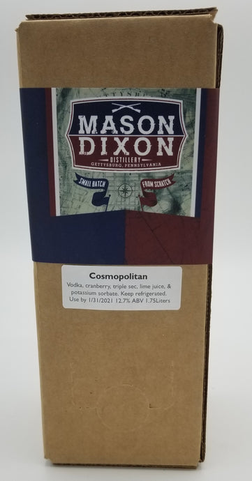 MDD Cosmopolitan Single Pack - Mason Dixon Distillery