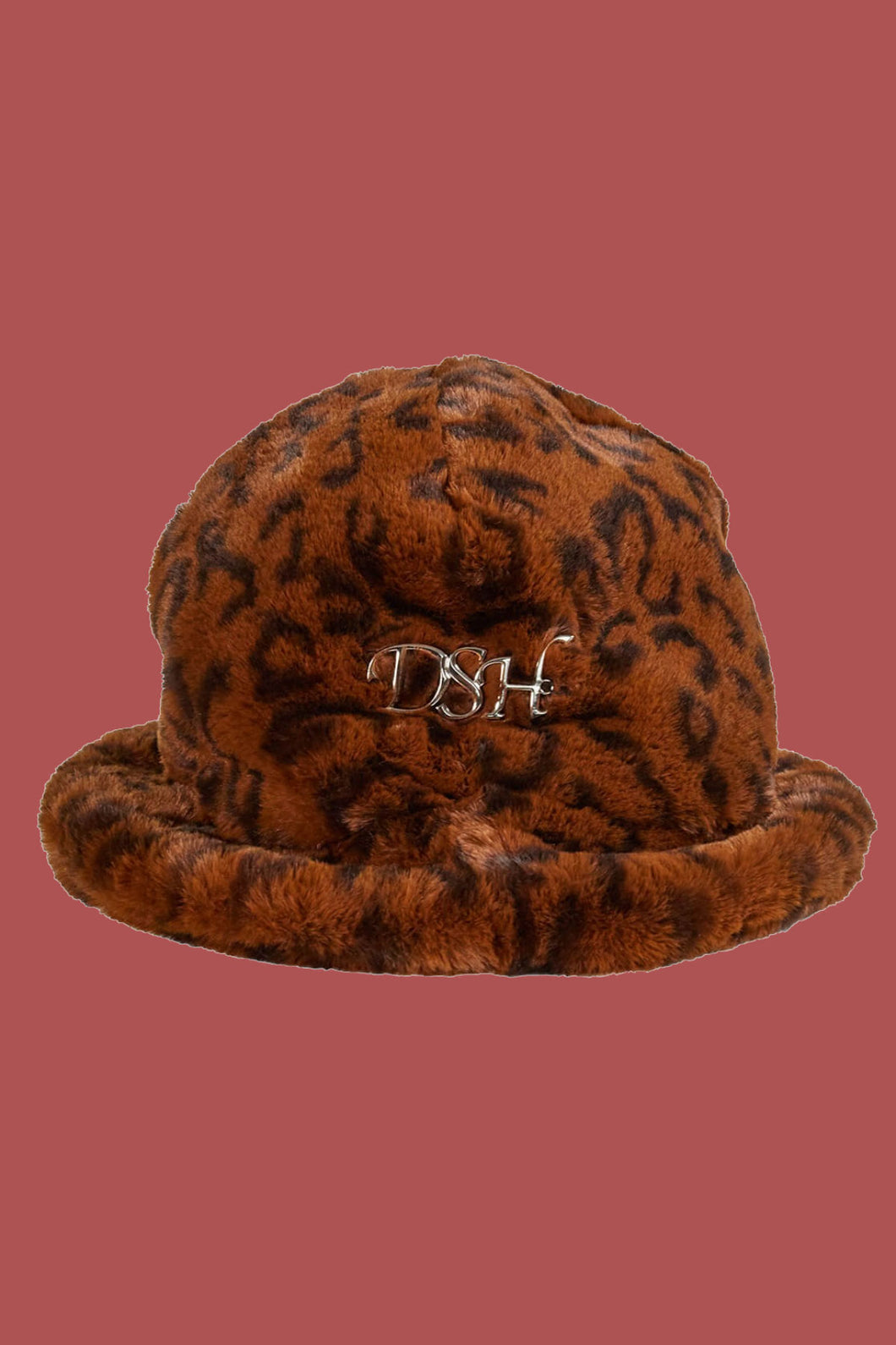 Look At Me Fur Hat / Leopard