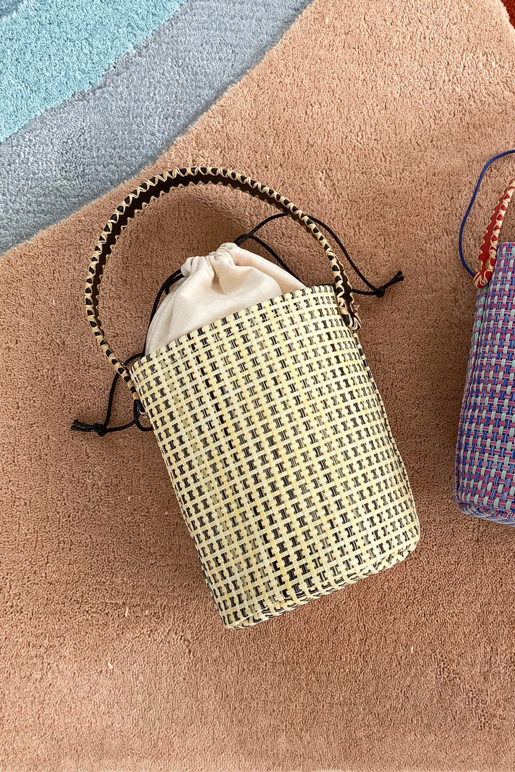 Beach Side Bucket Bag / beige