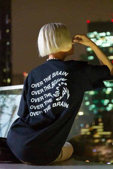 OVER THE BRAIN TWIST T