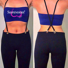 Load image into Gallery viewer, Women's Undergarment Suspenders, X-back, Smoothing Shapewear & Belt Alternative