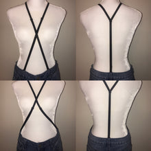 Load image into Gallery viewer, Butt Lifting Smoothing Women's Undergarment Suspenders for Pants with Belt Loops.