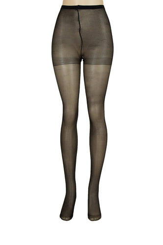 Lissele Women's Plus Size Day Sheer Pantyhose (Pack of 3) (Black, 5x)