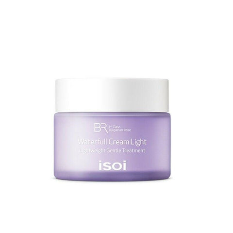 [isoi] Bulgarian Rose Waterfull Cream Light 50ml / 1.69oz K-beauty Lightweight - BEST BEAUTIP