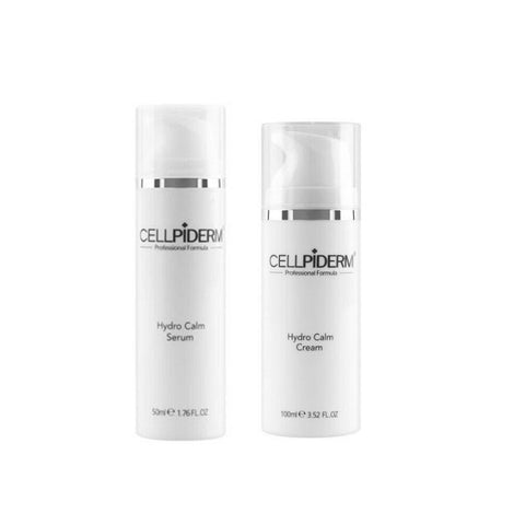 [CELLPIDERM] Hydro Calm Serum 50ml & Cream 100ml K-beauty - BEST BEAUTIP