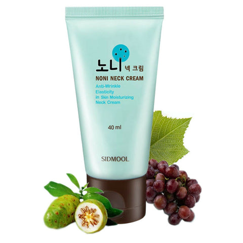 [Sidmool] Noni Neck Cream 40ml / 1.35oz K-beauty smooth and elastic neckline - BEST BEAUTIP