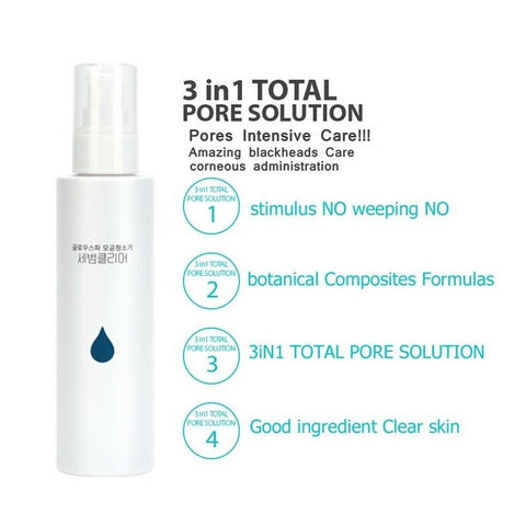 [GLOW SPA] Intensive Sebum Clear 100ml / 3.38oz K-beauty Pore Care - BEST BEAUTIP