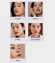 [hince] Mood Enhancer Matte Lipstick K-beauty (10 colors) - BEST BEAUTIP