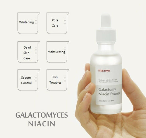 [Manyo Factory] Galactomyces Niacin Special Treatment Essence 50ml / 1.7oz K-beauty - BEST BEAUTIP