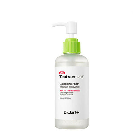 [Dr.Jart+] Ctrl-A Treatreement Cleansing Foam Mousse nettoyante 120ml K-beauty - BEST BEAUTIP