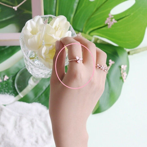[RITA MONICA] Rose Gold Suguk Ring A RC6-JGRR1 with Box packing K-beauty - BEST BEAUTIP