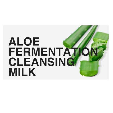 [CHUNG MI JUNG] Aloe Fermentation Cleansing Milk 200ml / 6.76oz K-beauty - BEST BEAUTIP