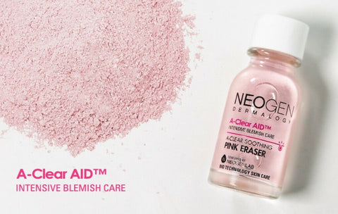[NEOGEN] A-CLEAR Soothing Pink Eraser 15ml / 0.5oz K-beauty - BEST BEAUTIP