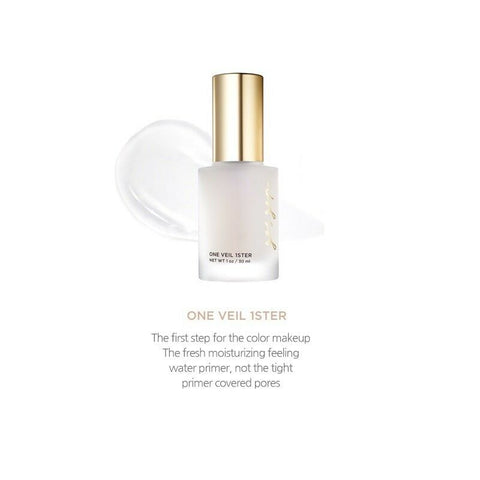 [gesgep] One Veil 1ster 30ml(1oz) Moisture Primer K-beauty by Son & Park - BEST BEAUTIP