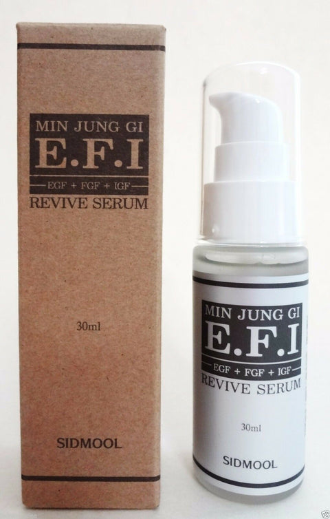 [Sidmool] MIN JUNG GI E.F.I Revive Serum 30ml / 1oz K-beauty 83% Centella Asiatica - BEST BEAUTIP
