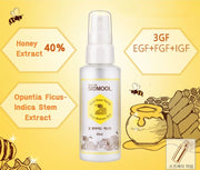 [Sidmool] Honey Peptide Mist 60ml / 2oz Moisturizing Nutrition Honey Extract 40% - BEST BEAUTIP