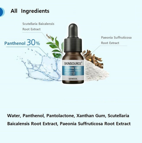 [Sidmool] Skin Source D-Panthenol Ampoule 32ml / 1.08oz Pro Vitamin B5 K-beauty - BEST BEAUTIP