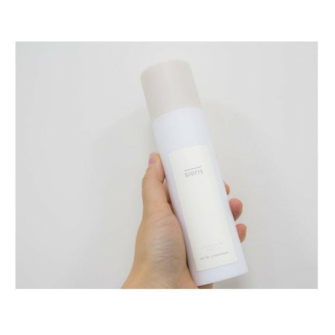 [sioris] Cleanse Me Softly Milk Cleanser 120ml(4oz) Make up Cleanser K-beauty - BEST BEAUTIP