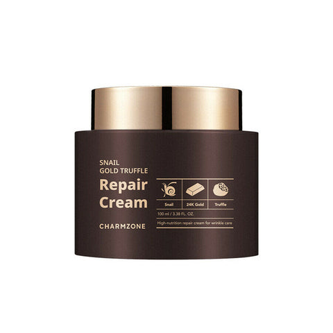 [CHARMZONE] Snail Gold Truffle Repair Cream 100ml / 3.38oz K-beauty - BEST BEAUTIP