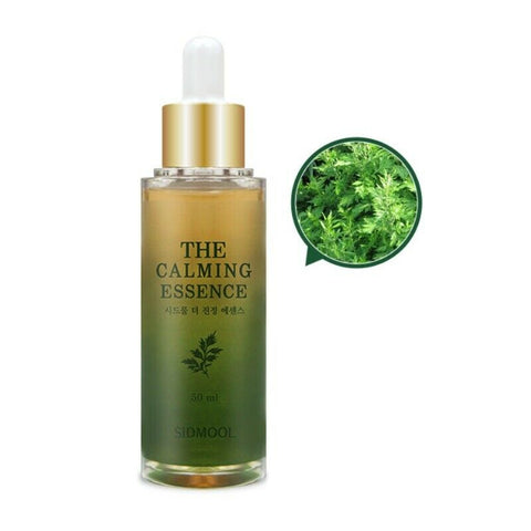 [Sidmool] The Calming Essence 50ml / 1.69oz with Artemisia Capillaris Extract 90% - BEST BEAUTIP