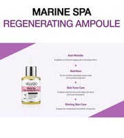 [VELVIZO] Marine Spa Regenerating Ampoule 30ml / 1oz Anti-wrinkle K-beauty - BEST BEAUTIP